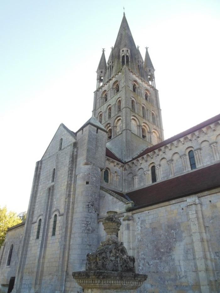 Journées du patrimoine 2019 - Exposition de photos des modillons de l'église du XIe siècle en Bessin