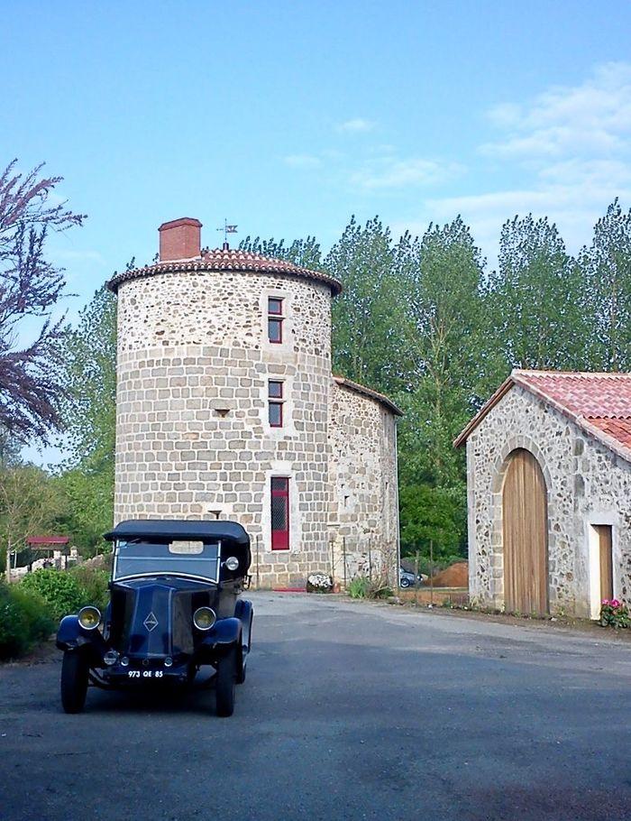 Journées du patrimoine 2020 - Visite d'un château en rénovation du XVe siècle !