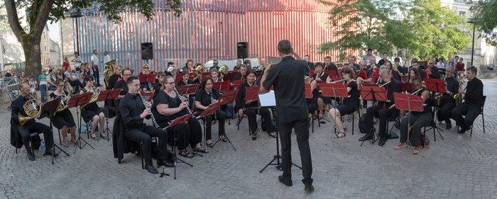 Fête de la musique 2019 - Ecole de musique et de l'orchestre d'harmonie de Poitiers
