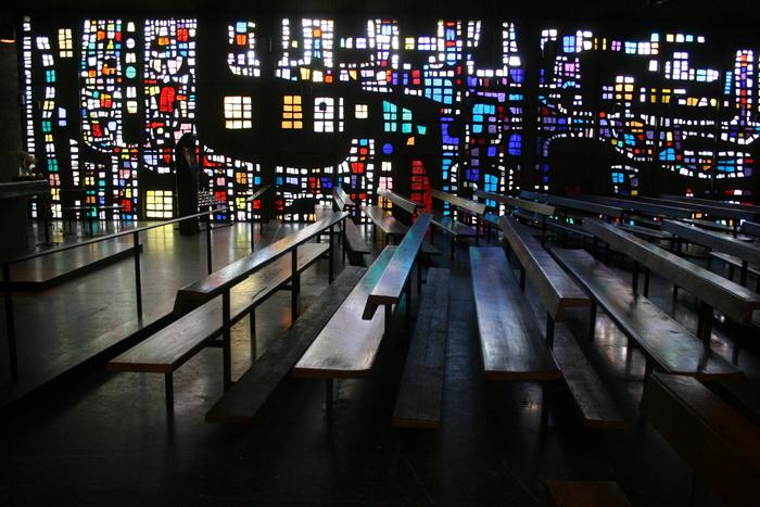 Visite guidée de la chapelle d'Hem
