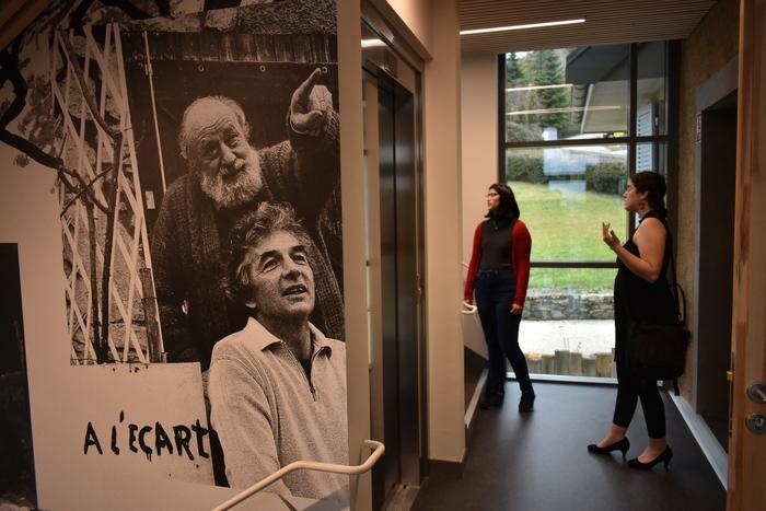 Journées du patrimoine 2020 - Visite guidée de l'exposition 100 livres d'artiste avec Michel Butor
