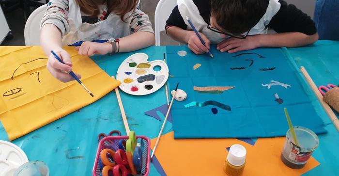 Journées du patrimoine 2020 - Atelier de pratique artistique en famille