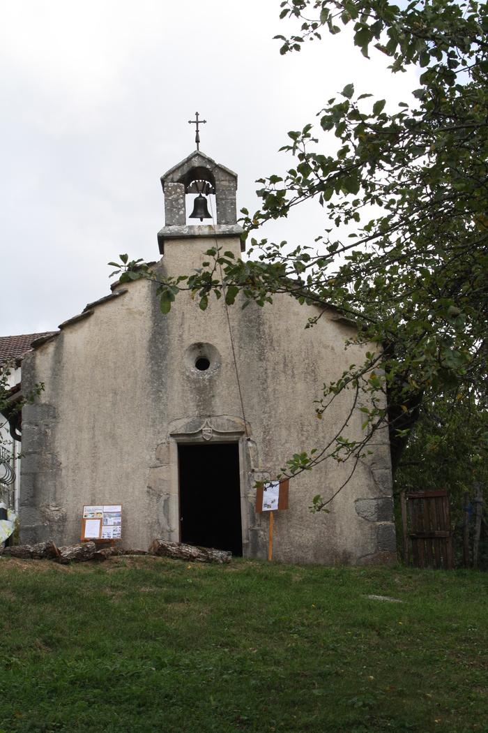 Journées du patrimoine 2020 - Des lieux et des hommes (hameau d'Egieu)