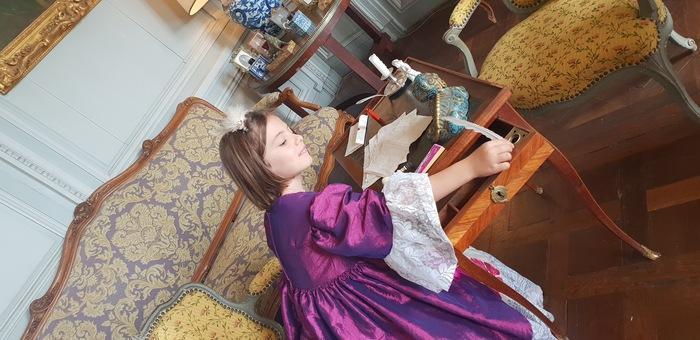 Journées du patrimoine 2020 - La vie de château au 18ème siècle