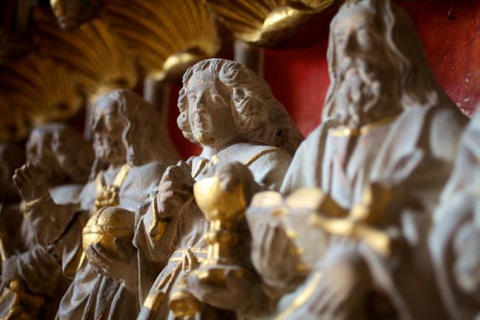 Journées du patrimoine 2019 - Visite de l'Église Saint-Denis de Lugny