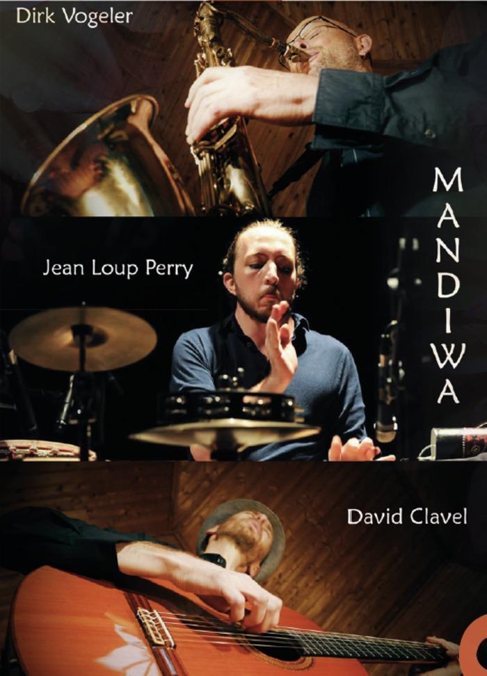 Journées du patrimoine 2020 - Concert de Mandiwa, jazz métissé