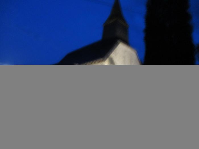 Journées du patrimoine 2019 - Visite libre de l'église de Cresseveuille