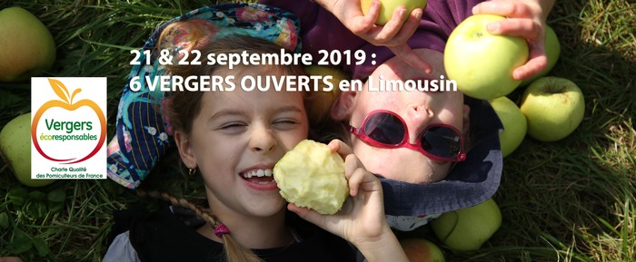 Journées du patrimoine 2019 - Visite de verger et atelier culinaire