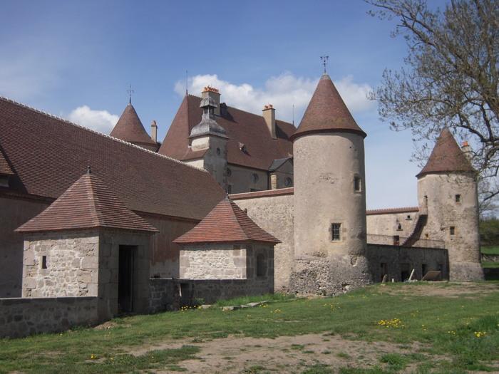 Journées du patrimoine 2020 - visite guidée au Château des Aix