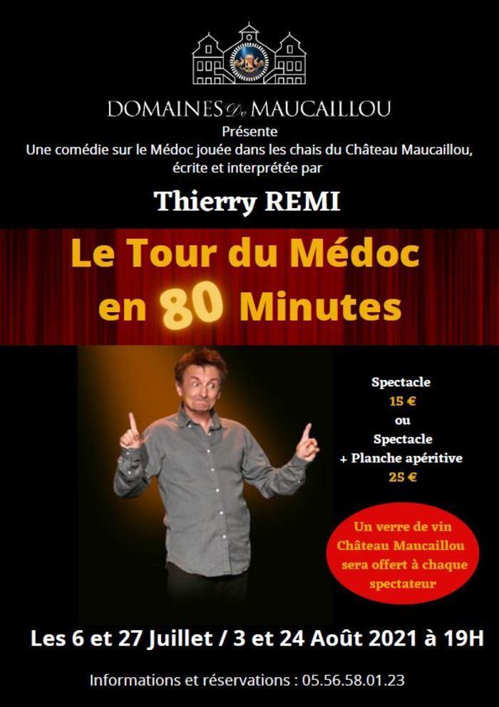 Le Tour du Médoc en 80 minutes
