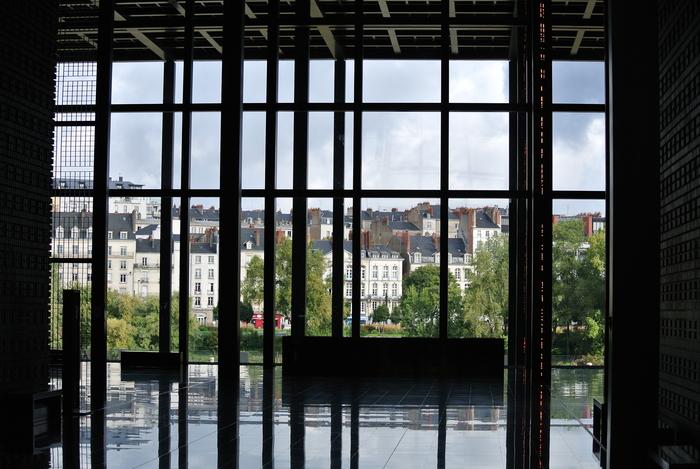 Journées du patrimoine 2020 - Visites guidées du Palais de justice de Nantes
