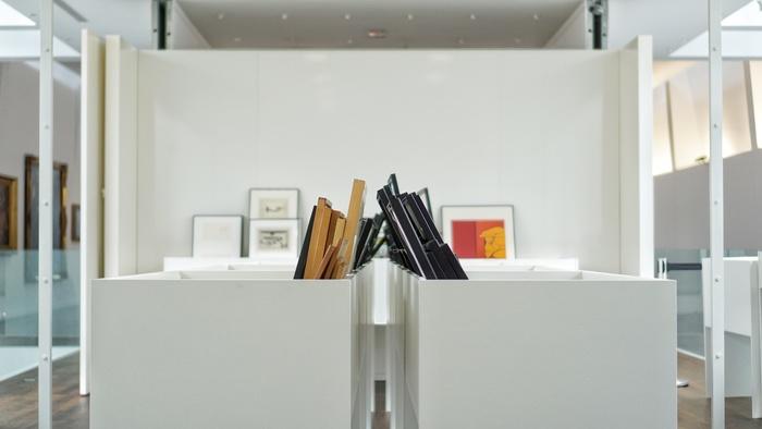 Journées du patrimoine 2020 - Visite flash de l'artothèque !