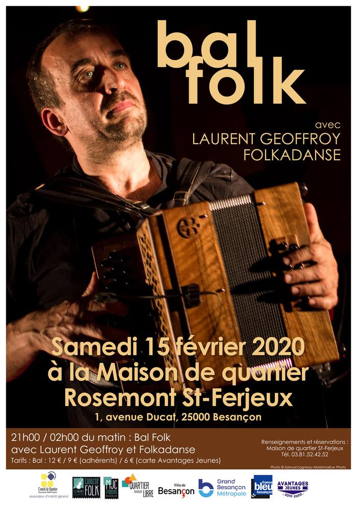 Laurent Geoffroy & Folkadanse