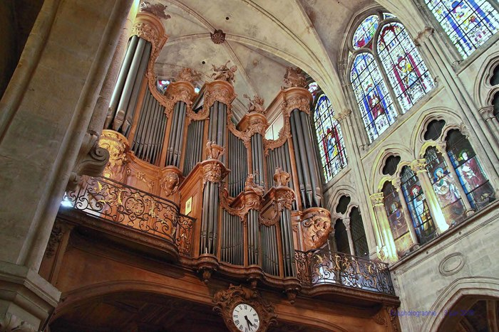 Fête de la musique 2019 - Carte blanche à la classe d'orgue du conservatoire du 5ème arrondissement