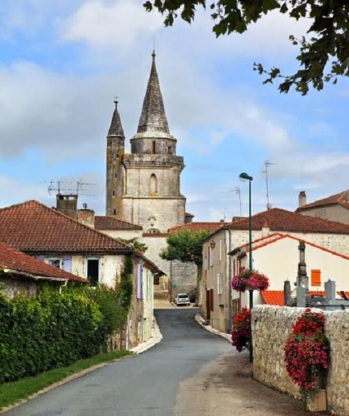 Journées du patrimoine 2019 - Journées du Patrimoine à Sainte-Colombe-en-Bruilhois : découverte de l'église du bourg