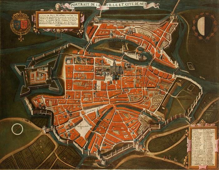 Journées du patrimoine 2019 - Défendre Metz de l'Antiquité aux temps modernes