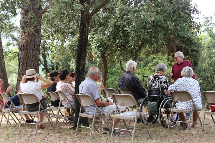 Journées du patrimoine 2019 - Récit bilingue : création du 1er vignoble phocéen