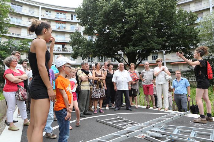 Journées du patrimoine 2019 - Les promenades théâtralisées