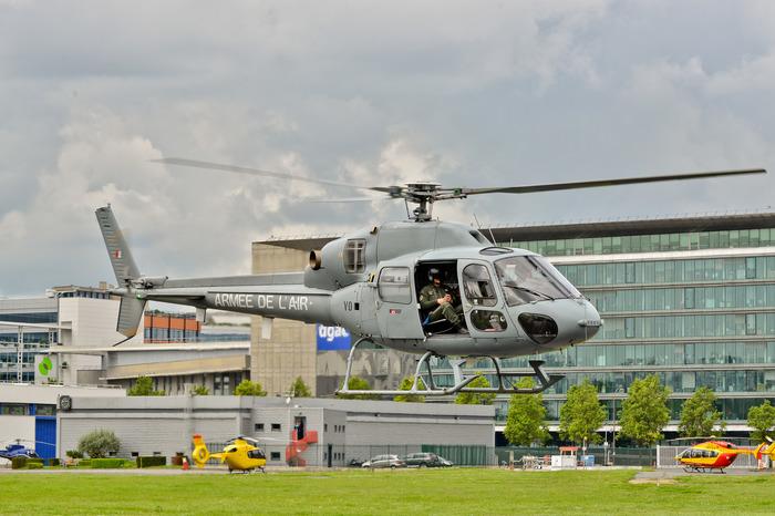 Journées du patrimoine 2020 - L'univers de l'hélicoptère