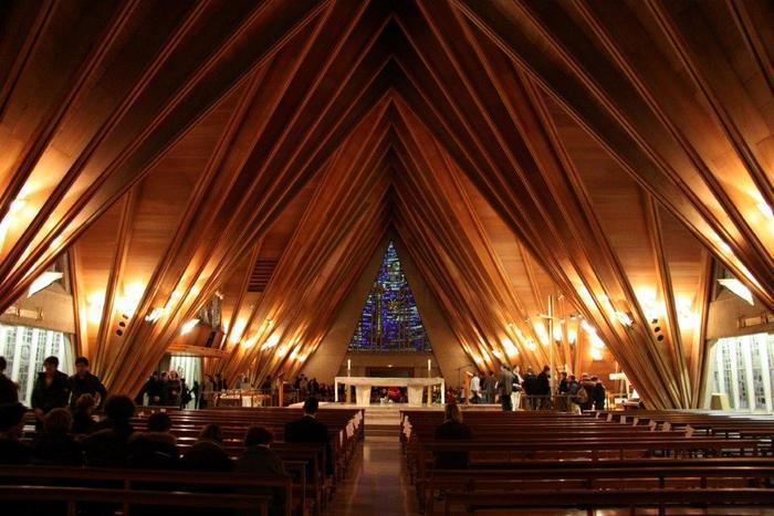 Journées du patrimoine 2020 - Chapelle La Salle-Passy Buzenval