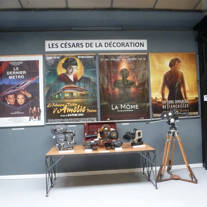 Journées du patrimoine 2019 - Visite guidée du musée du cinéma Jean Delannoy
