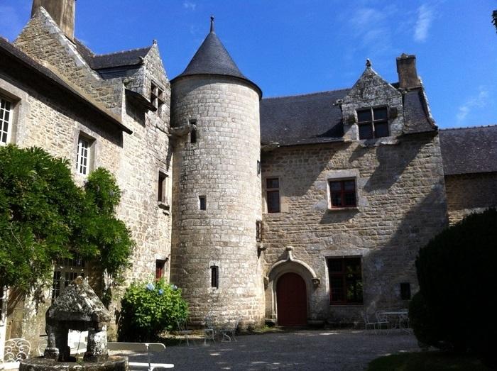 Journées du patrimoine 2020 - Visite guidée du manoir de Kerleguen.