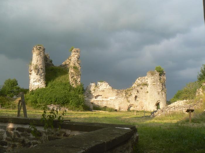 Journées du patrimoine 2020 - Visite du château de Blâmont
