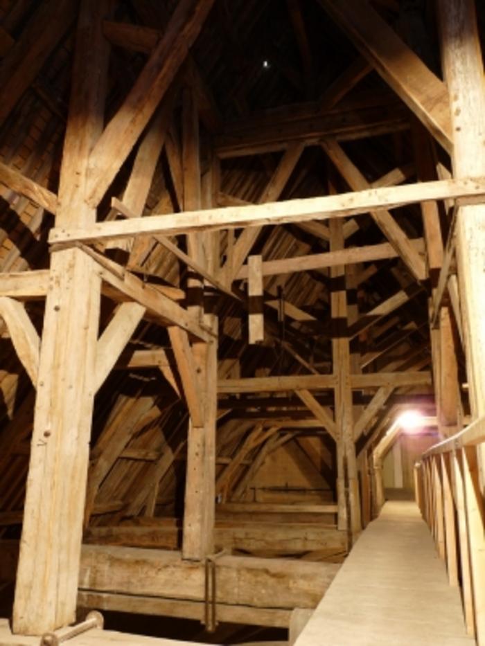Journées du patrimoine 2019 - Visite guidée des parties hautes de la cathédrale de Bayeux
