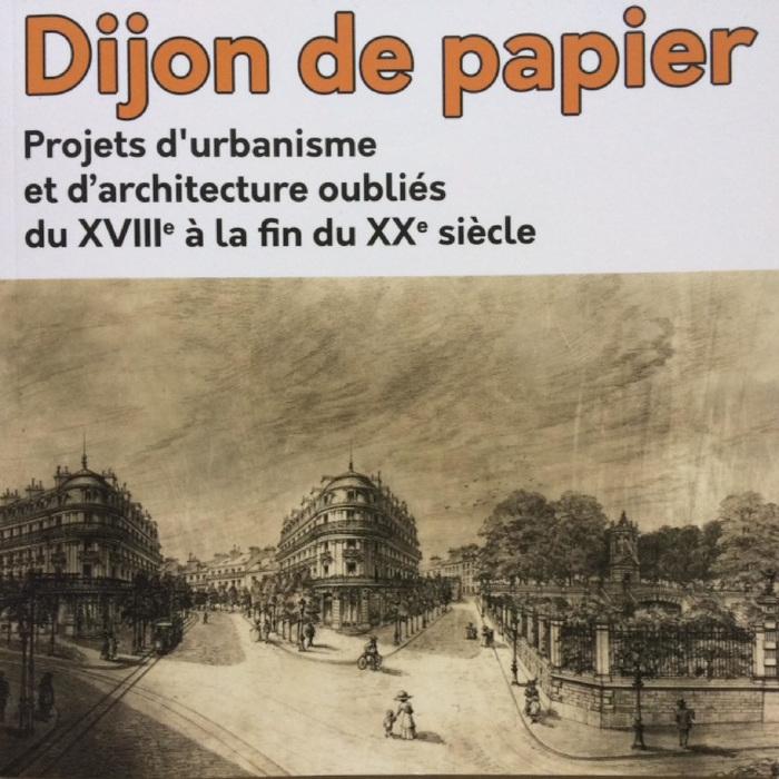 Journées du patrimoine 2019 - Dijon de papier