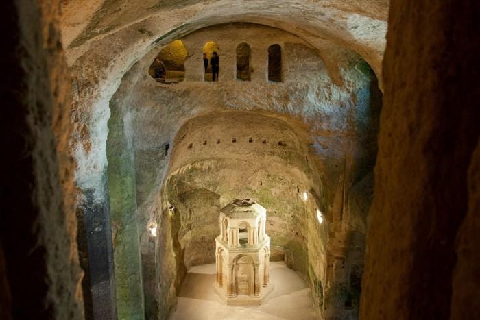 Journées du patrimoine 2020 - Visite d'une église souterraine