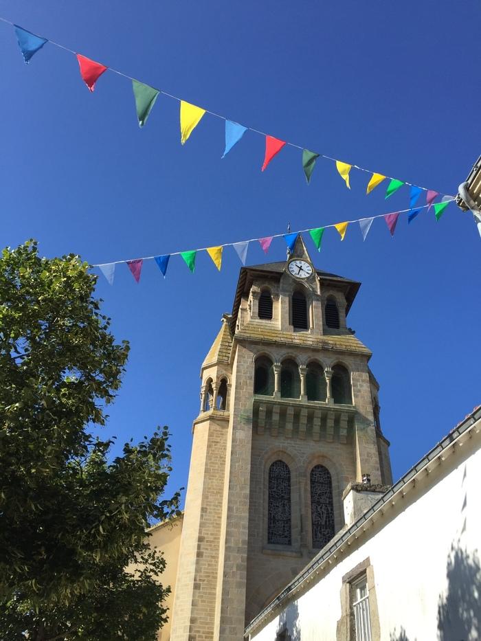 Journées du patrimoine 2020 - Visite guidée de l'église et du clocher