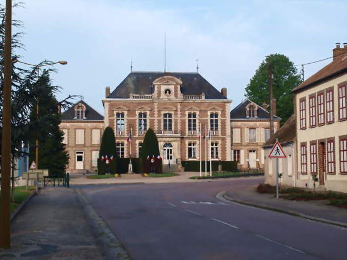 Journées du patrimoine 2020 - Visitez la mairie de Chéroy