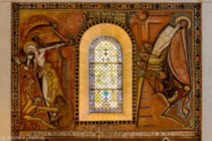 Journées du patrimoine 2019 - Visite guidée des peintures murales de l'église
