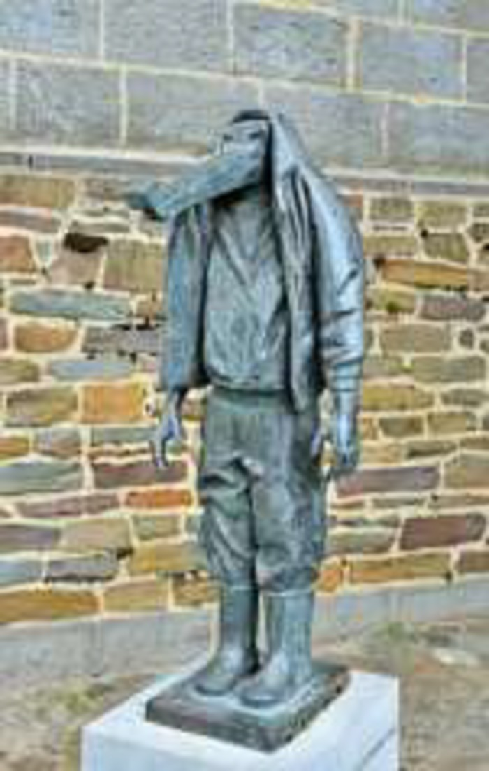 Echange avec la sculptrice belge Claire Kirkpatrick