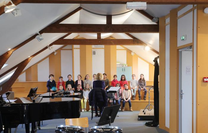 Journées du patrimoine 2019 - Atelier formation musicale