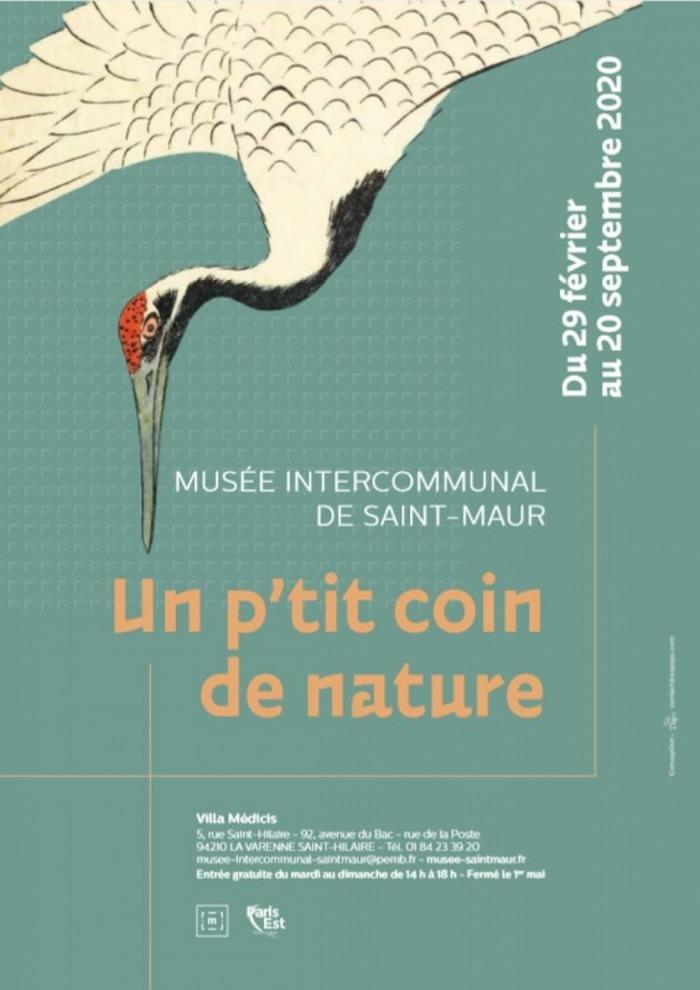 Journées du patrimoine 2020 - Exposition « Un p'tit coin de nature »