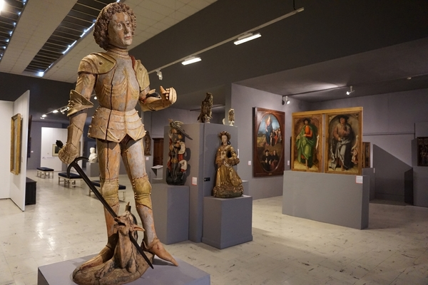 Nuit des musées 2019 -Visite du musée et des collections permanentes