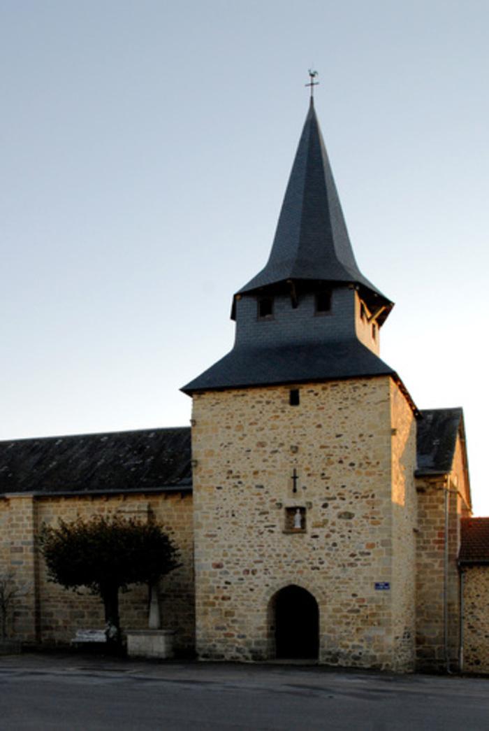 Journées du patrimoine 2020 - Visite libre de l'une des 18 églises fortifiées du Limousin !