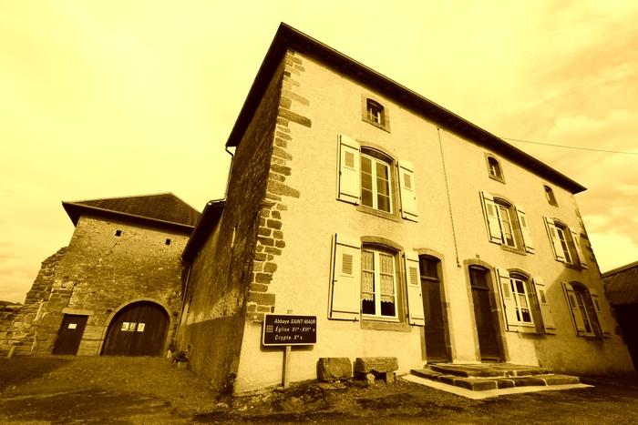 Journées du patrimoine 2019 - Visite de l'abbaye bénédictine Saint-Maur de Bleurville