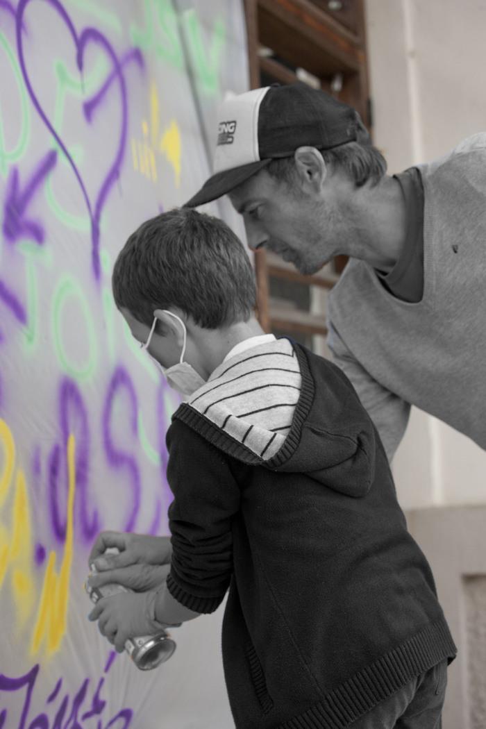 Journées du patrimoine 2020 - Atelier conception de toiles