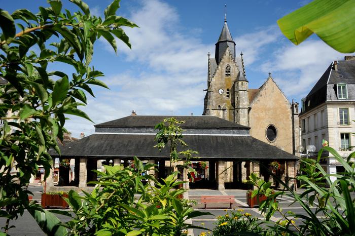 Journées du patrimoine 2020 - Visite guidée de la Ville de Mamers