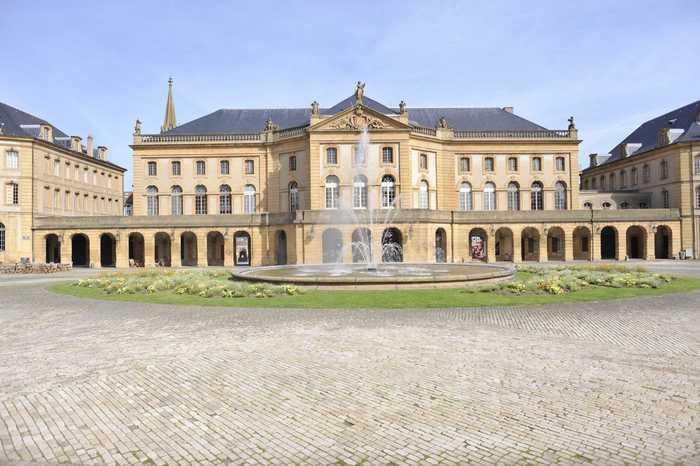 Journées du patrimoine 2020 - Visite libre de l'Opéra-théâtre de Metz