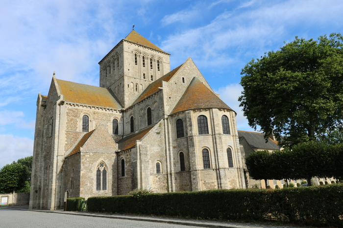 Journées du patrimoine 2019 - Visite guidée de l'abbaye de Lessay