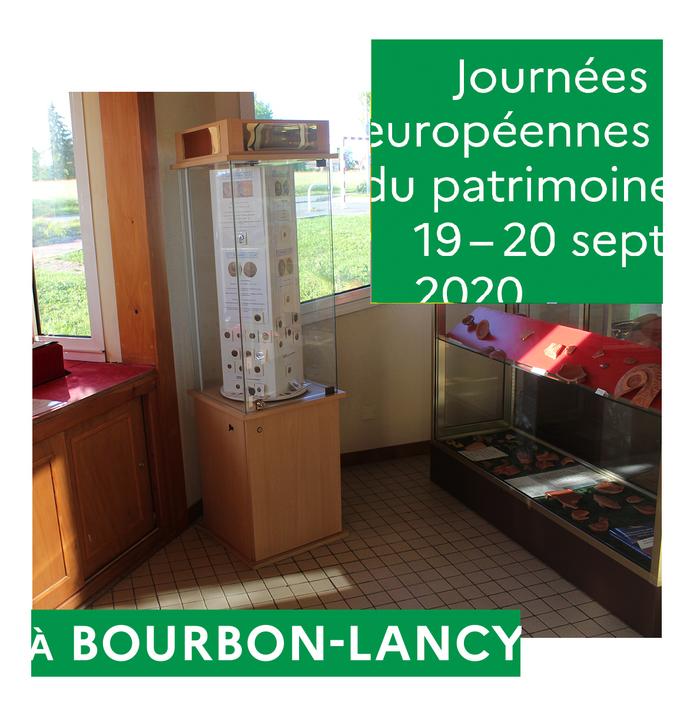 Journées du patrimoine 2020 - Visite libre du musée du Breuil
