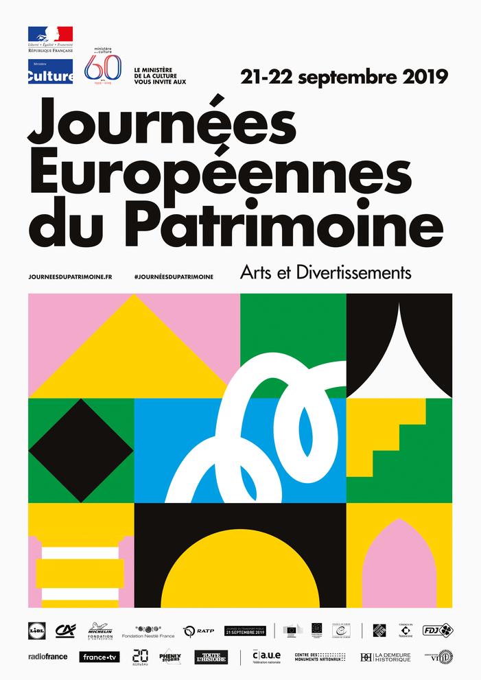 Journées du patrimoine 2019 - Exposition éphémère