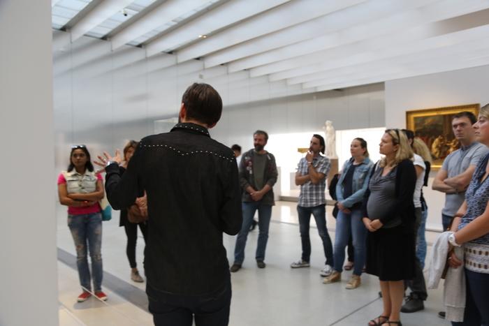 Journées du patrimoine 2020 - Visite flash exposition Soleils Noirs