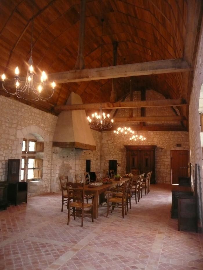 Journées du patrimoine 2019 - Visite guidée du manoir d'Agnès Sorel