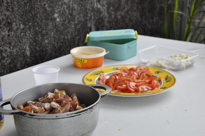 Journées du patrimoine 2019 - Concours culinaire. Fé sof marmit don !