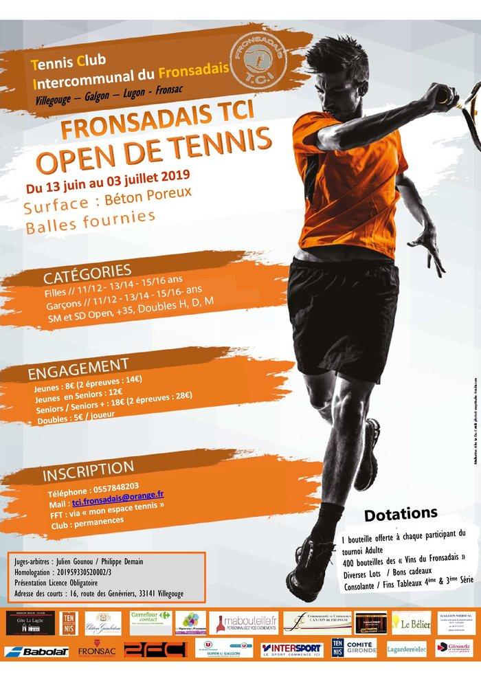 Tournoi Open d'Eté