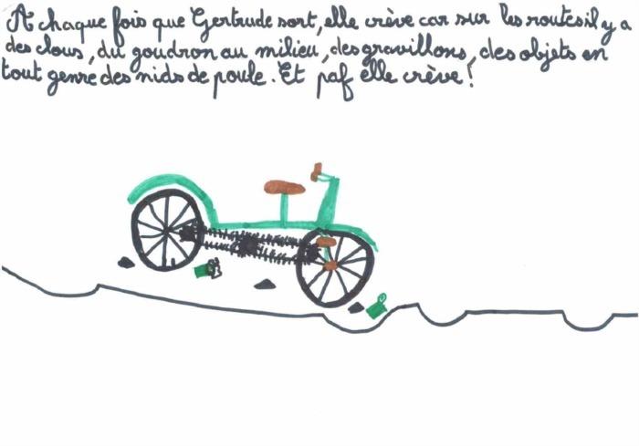 Les Médiathèques pilotent sur la ville l'opération de valorisation de la langue française « Dis-moi dix mots » avec les CM1 de l'école Voltaire et les résidents de la maison de retraite Lasserre.